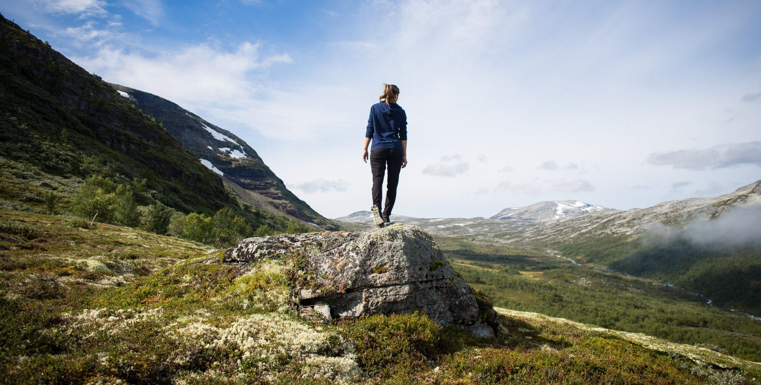 Hiking Alone As a Woman